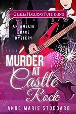 Murder at Castle Rock (Amelia Grace Rock 'n' Roll Mysteries Book 1)