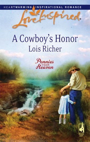 Image of A Cowboy's Honor (Pennies from Heaven, Book 3) (Love Inspired #441)