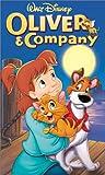 echange, troc Oliver & Company [VHS] [Import USA]