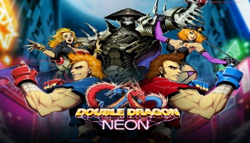 Double Dragon: Neon