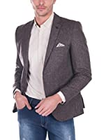 SIR RAYMOND TAILOR Blazer Jacket Level-Par (MARRON)