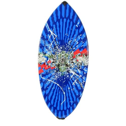 Rick Lutz skimboard