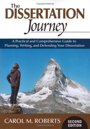 The Dissertation Journey: A Practical and Comprehensive...