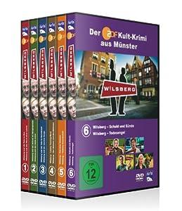 Wilsberg Krimi-Package 1-6 [6 DVDs]