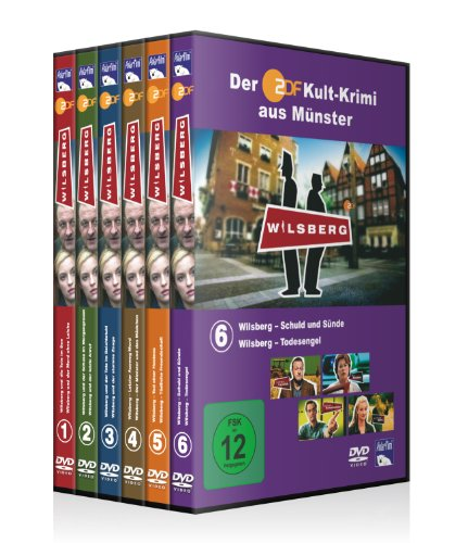 Wilsberg Krimi-Package 1-6 [6 DVDs]