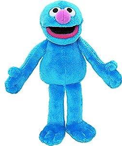 "Gund Sesame Street Grover Finger Puppet 6"" Puppets"
