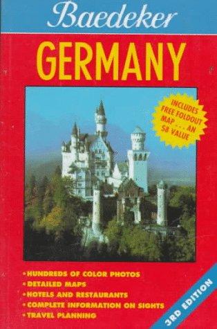 Baedeker Germany (Baedeker's Germany) PDF