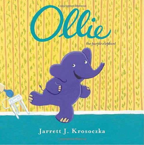 Ollie the Purple Elephant