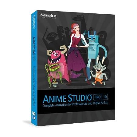 Anime Studio Pro 10