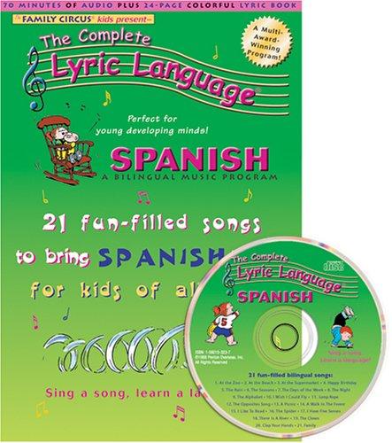 Spanish: Series 1 & 2 (Lyric Language)
