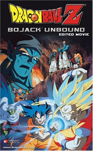 Dragon Ball Z - Bojack Unbound [VHS]