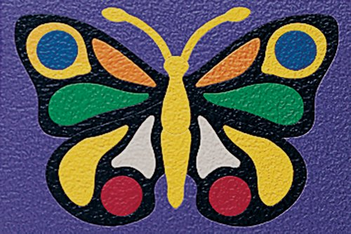 BUTTERFLY CREPE RUBBER PUZZLE (Crepe Puzzle compare prices)