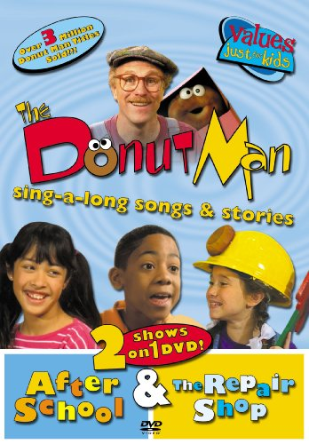 Donut Man - After School & The Donut Repair Shop