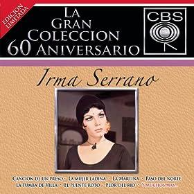 the album la gran coleccion del 60 aniversario cbs irma serrano may 19