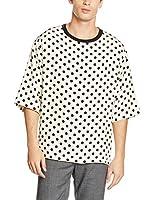 Dolce & Gabbana Camiseta Manga Corta (Blanco)
