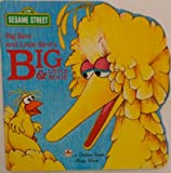 img - for Big Bird and Little Bird's Book of Big and Little book / textbook / text book