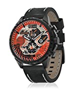 Timecode Reloj de cuarzo Man Tc-1013-04 Negro 50 mm