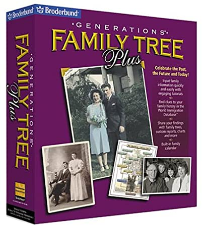 Generations Family Tree Plus