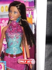Barbie Travel Doll - Tokyo