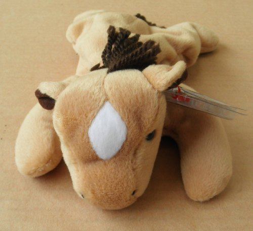 TY Beanie Babies Derby the Horse Stuffed Animal