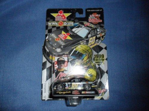 mark-martin-1999-racing-champions-60-winn-dixie-ford-taurus-nascar-1-64-diecast-includes-stand-by-ra