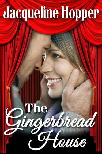 Book: The Gingerbread House by Jacqueline Hopper