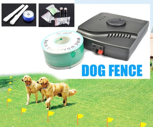 gaisernoreen esky waterproof electronic fence dog shock With dog shock collar fence
