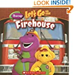 Barney: Let's Go Visit the Fire Station