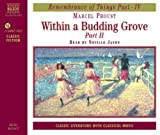 MARCEL PROUST WITHIN A BUDDING GROVE PRT.ll- 3cds new!