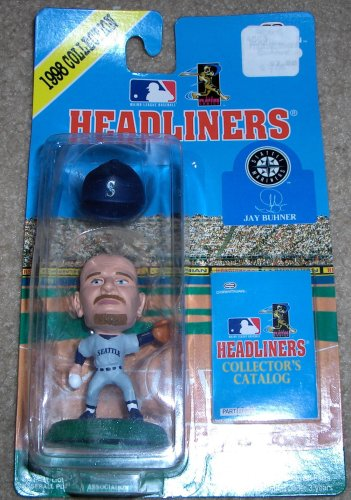 Picture of Corinthian Headliners Jay Buhner 1998 Collection Figure (B000WBCSCA) (Corinthian Action Figures)