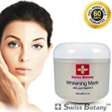 Whitening C+ Cream Mask To Whiten Your Skin With A Cream Masque For Even Clear Skin Tone - Anti Aging Spot Remover...