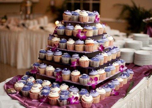 Cupcake Tower Dress