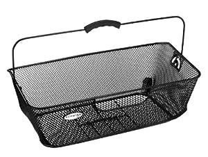 Amazon.com : Schwinn Rear Wire Basket (Black) : Bike Baskets : Sports