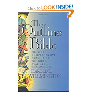 The Outline Bible Harold L. Willmington