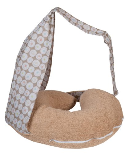 Candide Baby Group Discretionary Nursing Pillow - Hazel Brown
