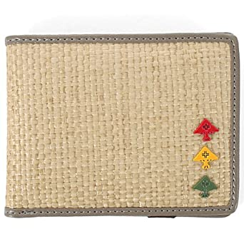 LRG Core Collection The Core Collection Raas Wallet,One Size,Natural