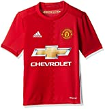 Manchester United Home 2016/17 - T-Shirt Official Adidas for Children 13-14 Years multi-coloured red / white