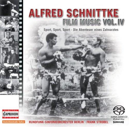SCHNITTKE / RFSO BERLIN / STROBEL