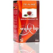 TE-A-ME Standard English Breakfast Tea Pack Of 25 Tea Bags
