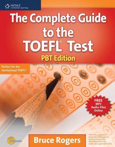 The Complete Guide to the TOEFL Test (Exam Essentials)