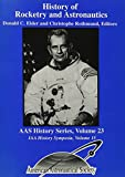 img - for History of Rocketry and Astronautics (A A A History Series Volume 23 (Paper)) book / textbook / text book