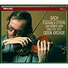 Bach, J.S.: 3 Sonatas & Partitas for Solo Violin (2 CDs)