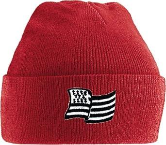 bonnet rouge breton drapeau