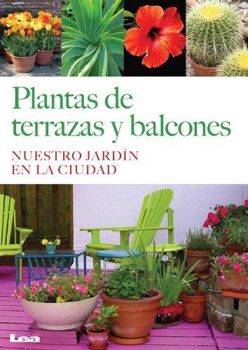 Plantas de terrazas y balcones for Plantas para balcones
