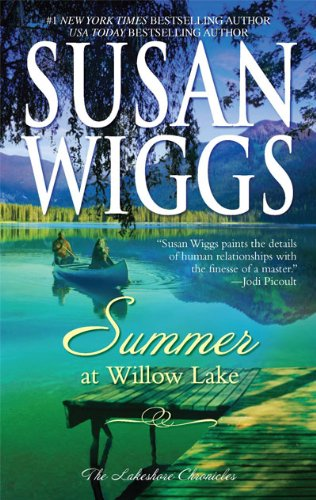 Image of Summer at Willow Lake (The Lakeshore Chronicles)