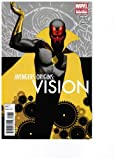 img - for Avengers Origins: Vision #1 book / textbook / text book