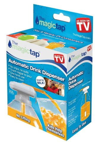 HOMEBIRD Magic Tap Automatic beverage Dispenser drink straw