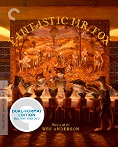 Criterion Collection: Fantastic Mr Fox [Blu-ray] [2009] [US Import]