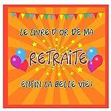 Livre d'or Retraite - E0826...
