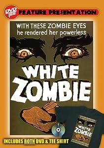 White Zombie DVDTee (Size XL)